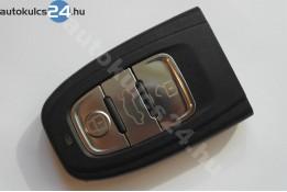 Audi 3 zásuvný klíč s tlačítkem #2