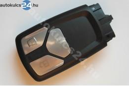 Audi 3 zásuvný klíč s tlačítkem