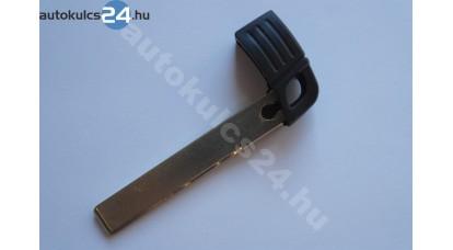 BMW zálohový klíč 3