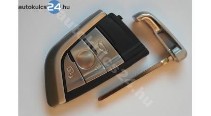 BMW 3 obal s tlačítkem kovový rám