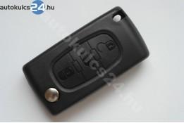 Fiat 3 obal vystřelovacího klíče s tlačítkem #3