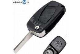 Fiat 2 obal vystřelovacího klíče s tlačítkem