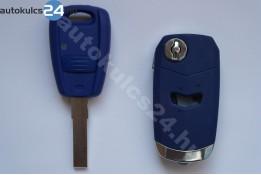 Fiat 1 přestavba na vystřelovací klíče s tlačítkem #2