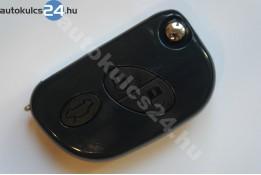 Fiat/Maserati 3 obal vystřelovacího klíče s tlačítkem