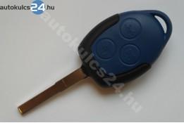 Ford 3 obal s tlačítkem modrý #2