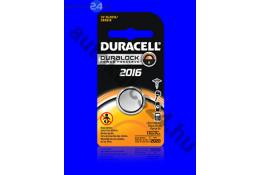 Duracell CR2016 lithium baterie