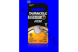 Duracell CR2032 lithium baterie