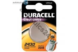 Duracell CR2430 lithium baterie