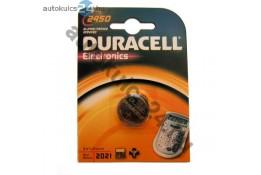 Duracell CR2450 lithium baterie