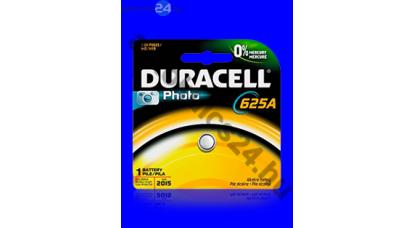 Duracell 625A 1,5V baterie