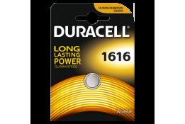 Duracell CR1616 lithium baterie