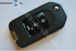 Honda 3 obal vystřelovacího klíče s tlačítkem