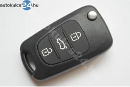 Hyundai 3 obal vystřelovacího klíče s tlačítkem