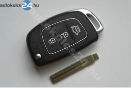 Hyundai 3 obal vystřelovacího klíče s tlačítkem #2