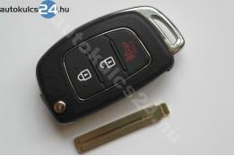 Hyundai 2+1 obal vystřelovacího klíče s tlačítkem