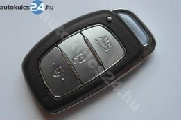 Hyundai 3 zásuvný klíč s tlačítkem