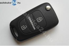 Kia Sportage vystřelovací klíče