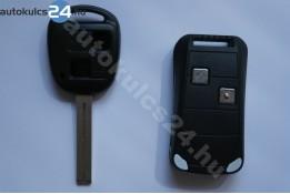 Lexus 2 přestavba na vystřelovací klíče s tlačítkem
