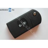 Mazda 2 klíč s tlačítkem Mitsubishi 433Mhz