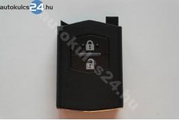 Mazda 2 obal vystřelovacího klíče s tlačítkem dolní strana #2