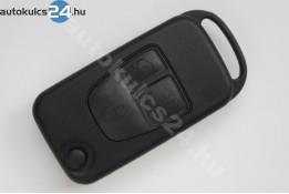 Mercedes 3 obal vystřelovacího klíče s tlačítkem