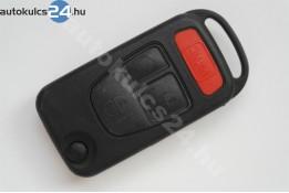 Mercedes 3 cheie de siguranțăbicskapanic spínače dělená planžeta