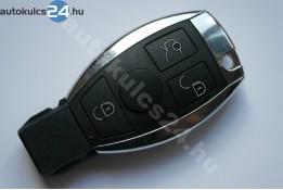 Mercedes 3 obal s tlačítkem kovový rám