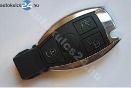 Mercedes 3 obal s tlačítkem