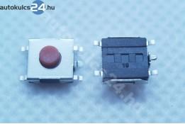Mikrospínače 6.3mmx6.5mmx2.3mm