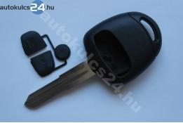 Mitsubishi 2 klíč s tlačítkem pravostranný