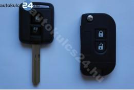 Nissan 2 obal vystřelovacího klíče s tlačítkem