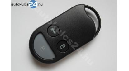 Nissan 3 obal dálkového ovládání s tlačítkem