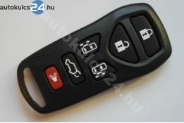 Nissan 6 obal dálkového ovládání s tlačítkem