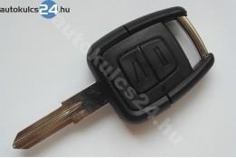 Opel 2 klíč s tlačítkem(levostranný)