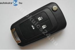 Chevrolet 3 obal vystřelovacího klíče s tlačítkem