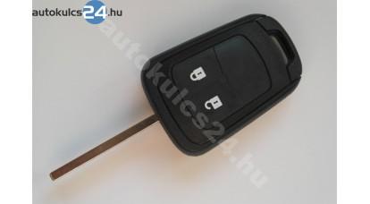 Opel 2 obal s tlačítkem