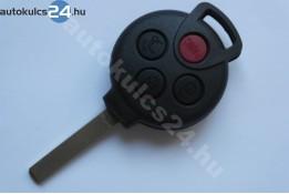 Smart 4 klíč s tlačítkem