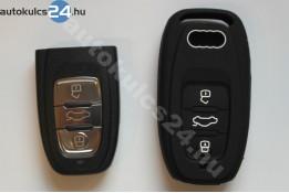 Audi 3 silikonová pouzdra s tlačítkem