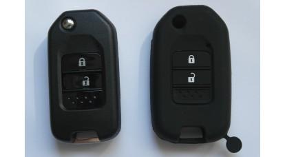 Honda 2 silikonová pouzdra s tlačítkem #3