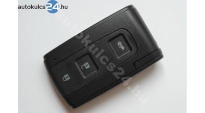 Toyota zásuvný klíč